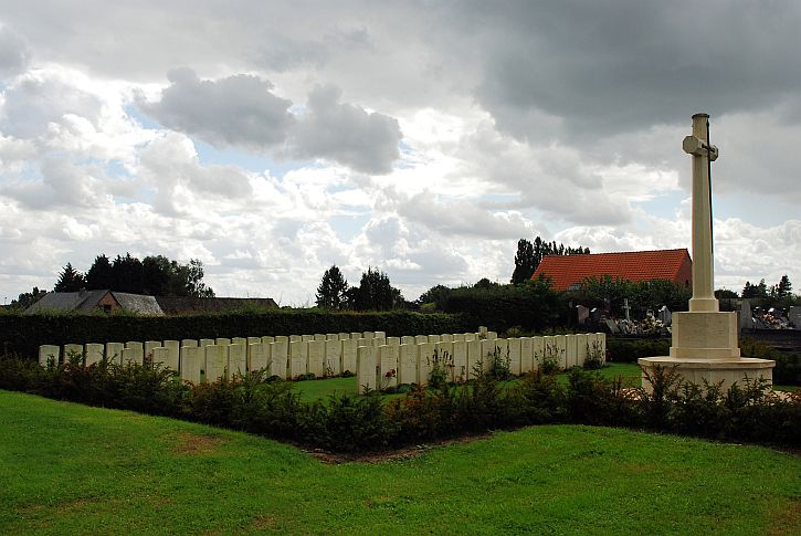 Ors communal cemetery 2