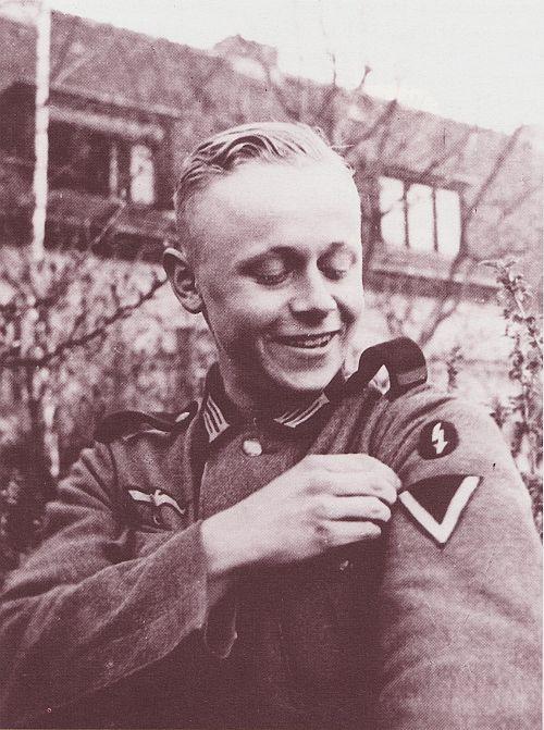 Kathe Kollwitz's grandson, Peter