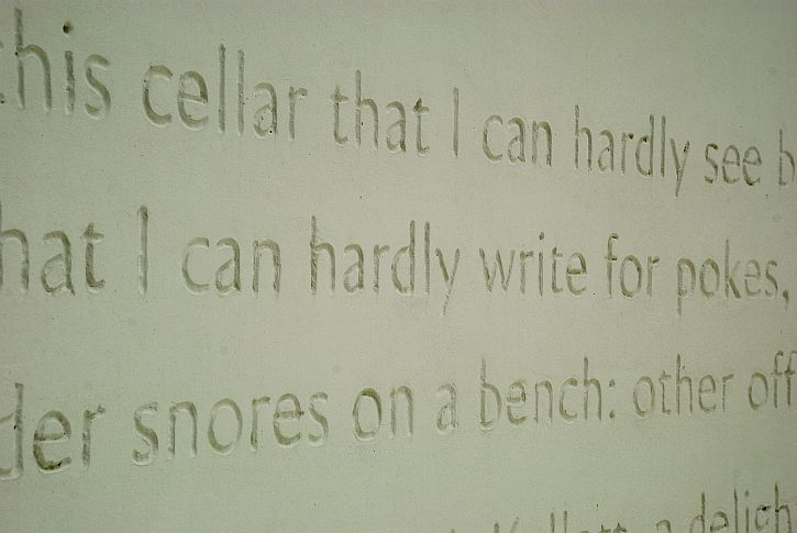 Wilfred Owen letter Maison Forestiere