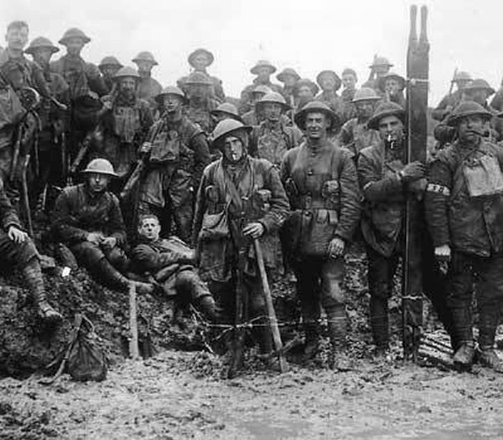 Wilfred Owen's regiment