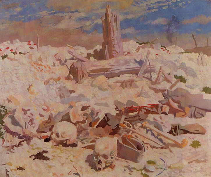 William Orpen Thiepval