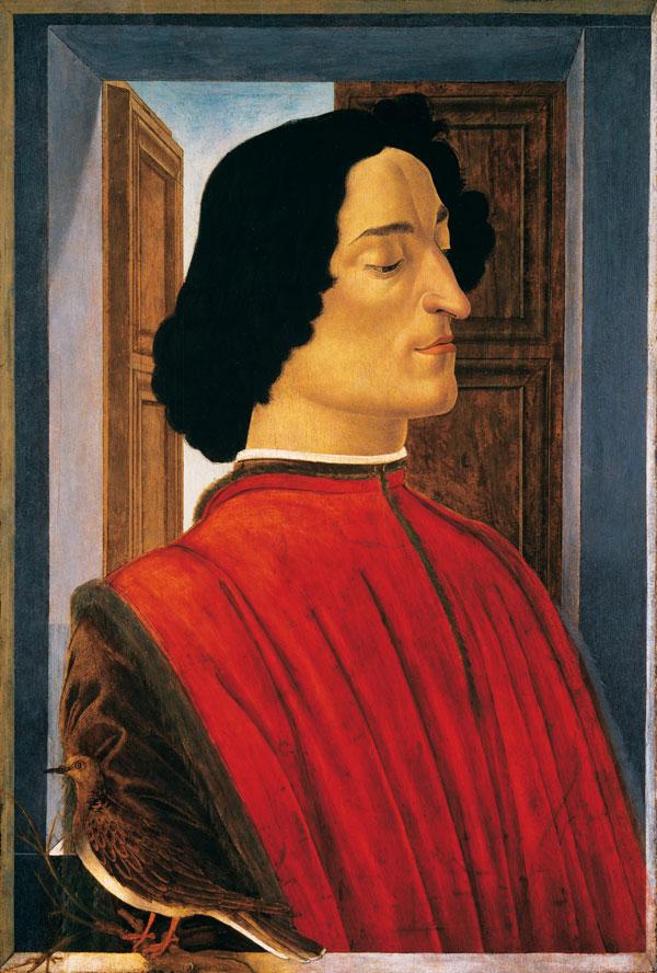 Botticelli, Giuliano de Medici