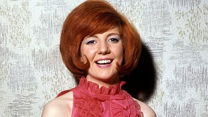 Cilla Black in December 1963