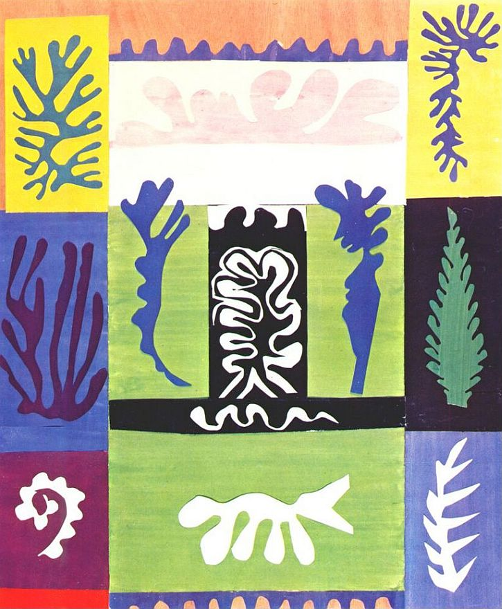 Matisse, Amphitrite, 1947