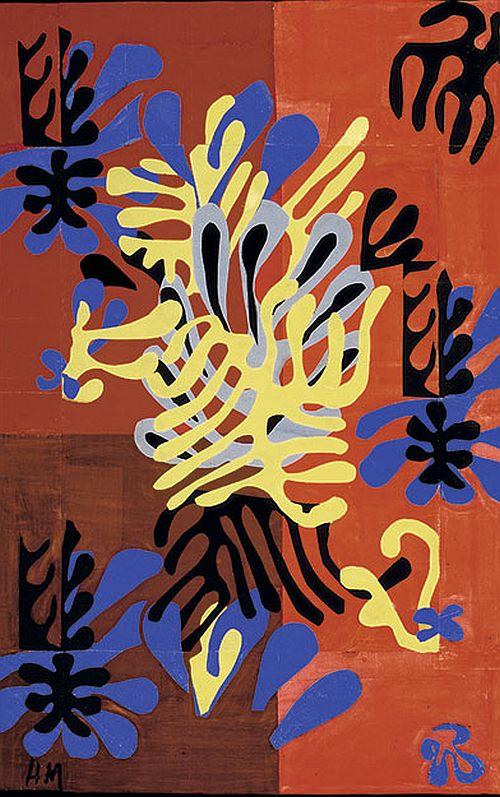 Matisse, Mimosa, 1949