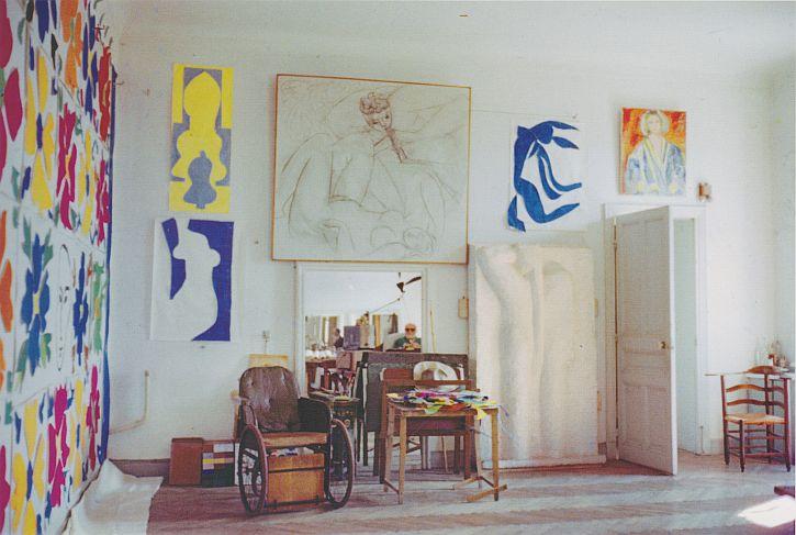 Matisse studio 3