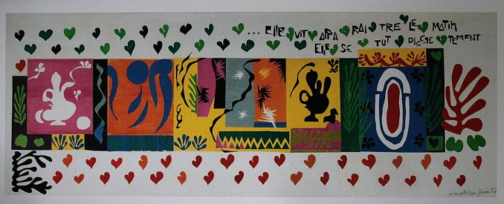Matisse, The Thousand and One Nights