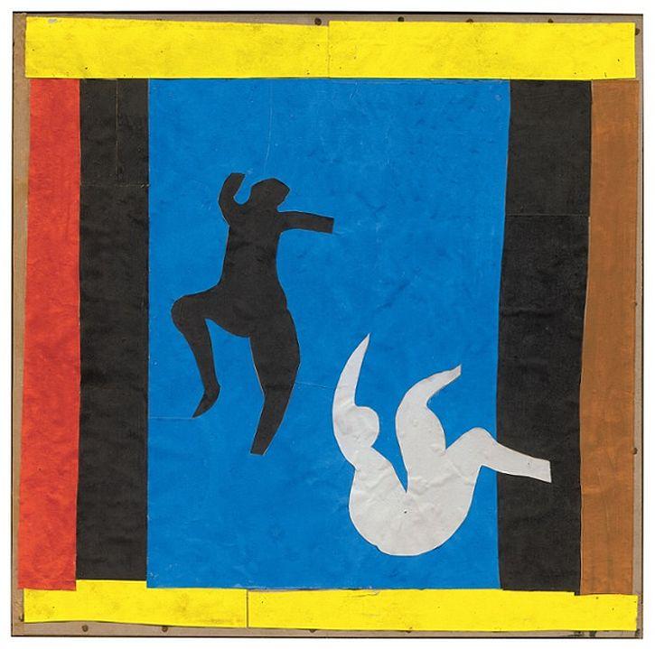 Matisse, Two Dancers, 1937-8