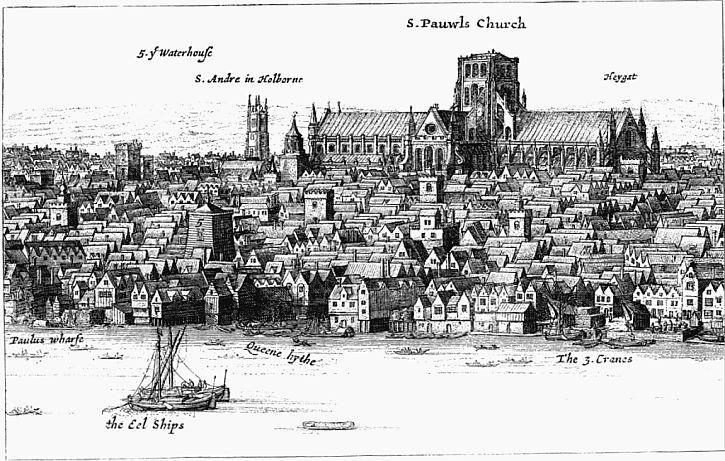 Old St Pauls