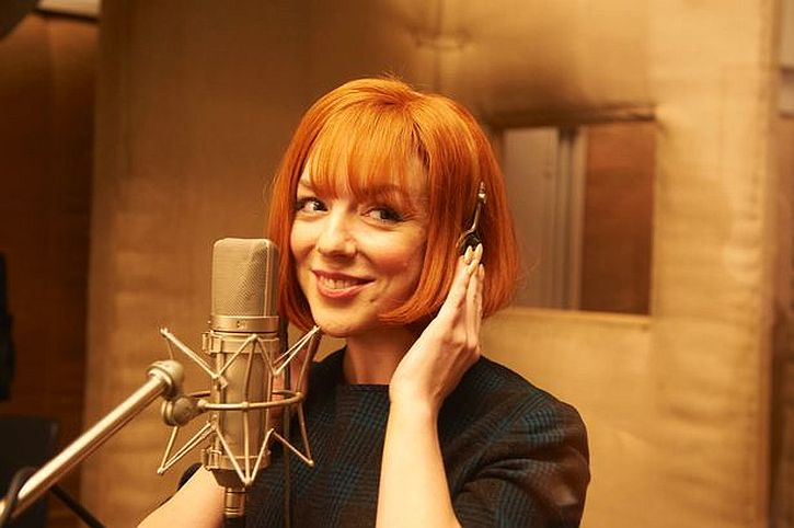Sheridan Smith in Cilla