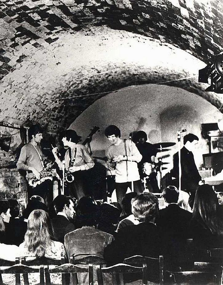 The Clayton Squares at the Cavern