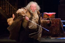 Henry IV in two parts on Salford Quays