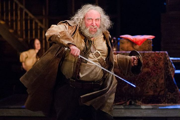 Antony Sher as Falstaff