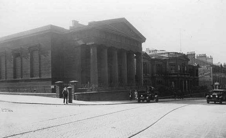 Blind school 1929