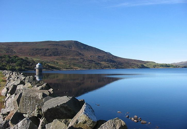 Capel Celyn reservoir