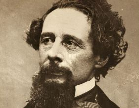 Charles Dickens around 1850