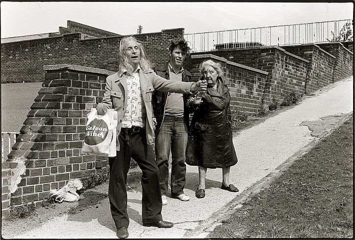 Dave Sinclair, Everton drunks, 1980s