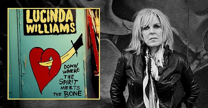 Lucinda Williams Spirit Bone