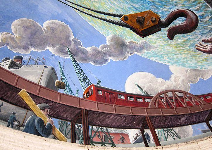 Mick Jones Mural 10