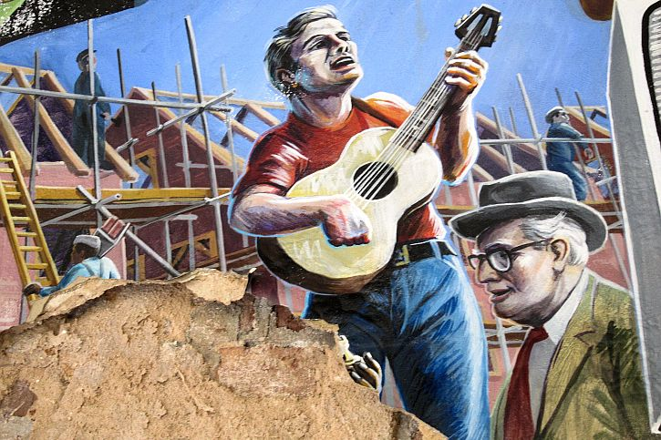 Mick Jones Mural 11