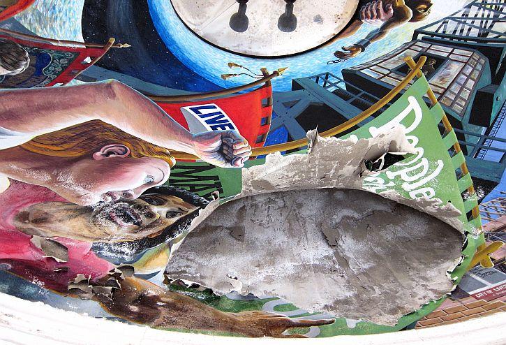 Mick Jones Mural 13