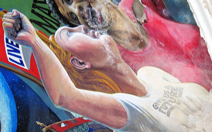 Mick Jones Mural 14