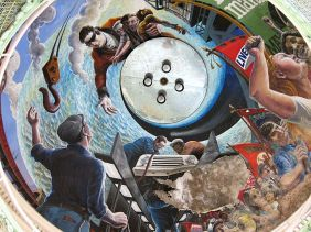 Mick Jones Mural 2