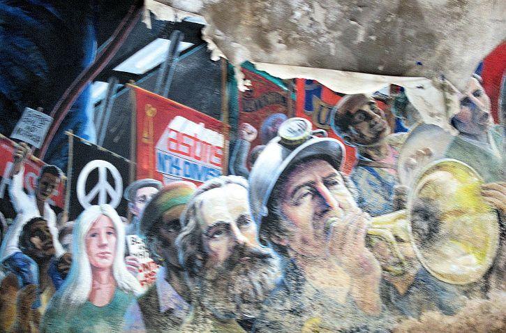 Mick Jones Mural 6