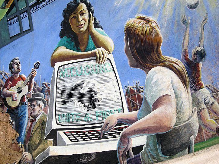 Mick Jones Mural 8