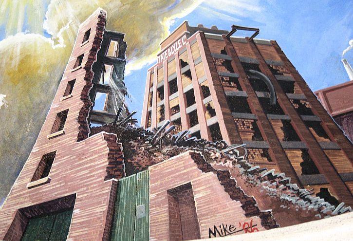 Mick Jones Mural 9