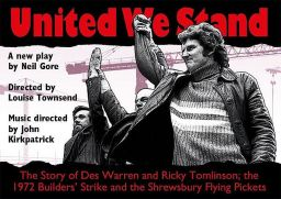 United We Stand: agitprop reminder of conspiracy and miscarriage of justice
