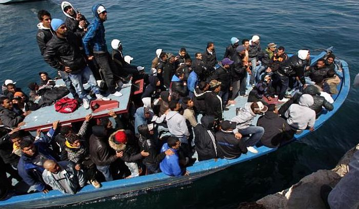 Watching migrants drown: 'there are lines which, if crossed, make us immoral'