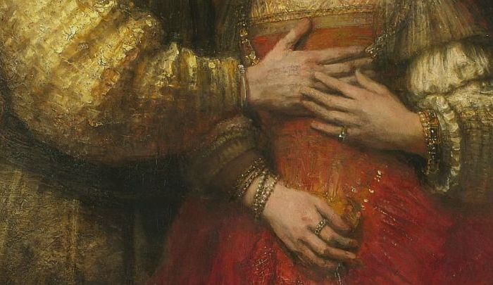 Simon Schama on Rembrandt's latemasterpieces