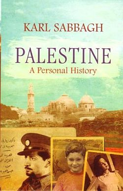 Sabbagh Palestine cover