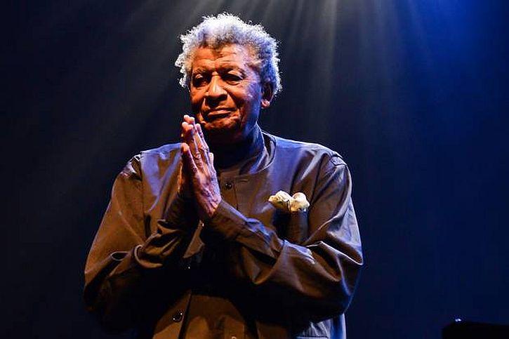 Abdullah Ibrahim at the Royal Festival Hall