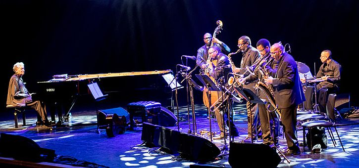 Abdullah Ibrahim with Ekaya at the Royal Festival Hall
