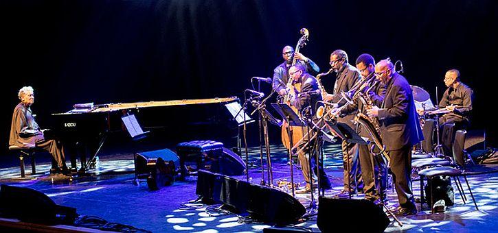 Abdullah Ibrahim with Ekaya at the Royal Festival Hall