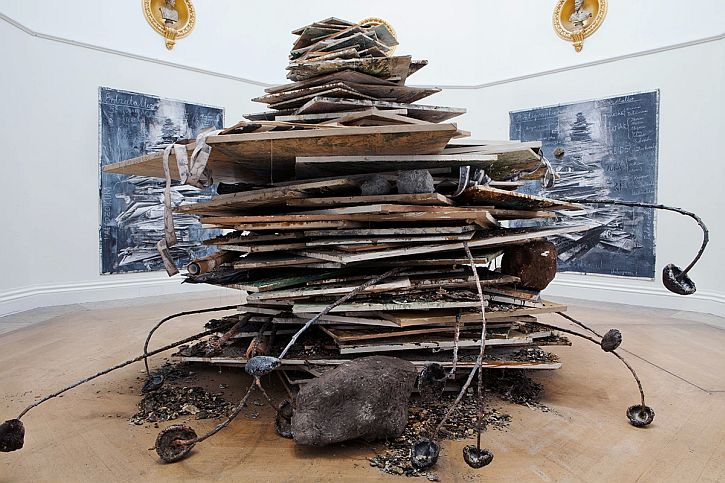 Anselm Kiefer, Ages of the World, 2014