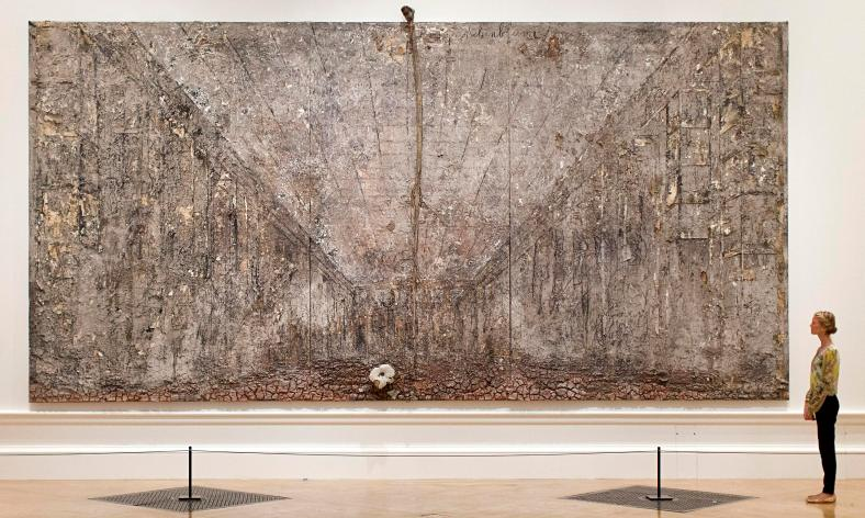 Anselm Kiefer retrospective - London