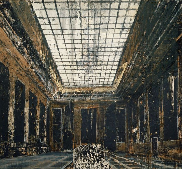 Anselm Kiefer, Interior, 1981