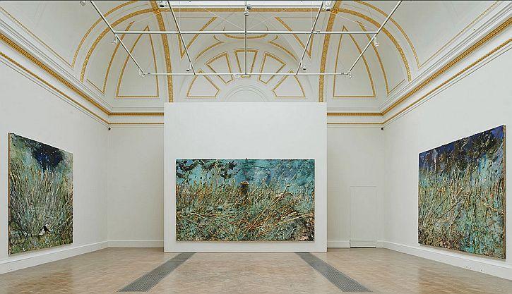 Anselm Kiefer Royal Academy of Arts