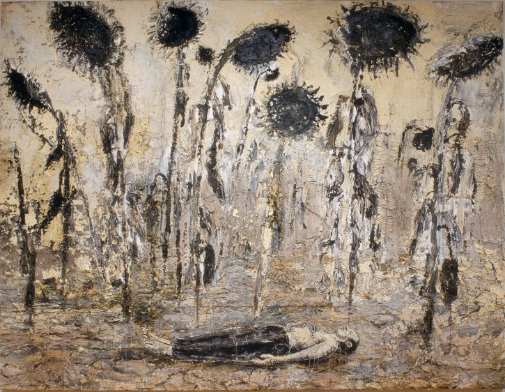 Anselm Kiefer, The Orders of the Night (Die Orden der Nacht), 1996