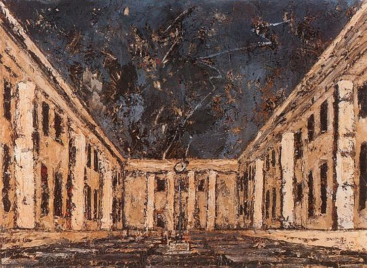 Anselm Kiefer, To the Unknown Painter, 1983