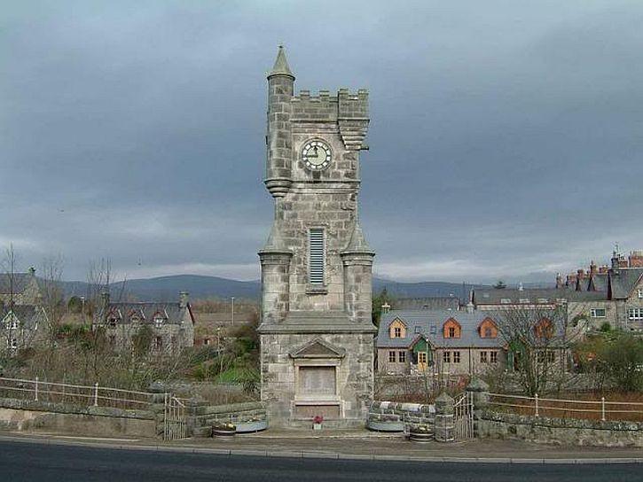 Clyne War Memorial