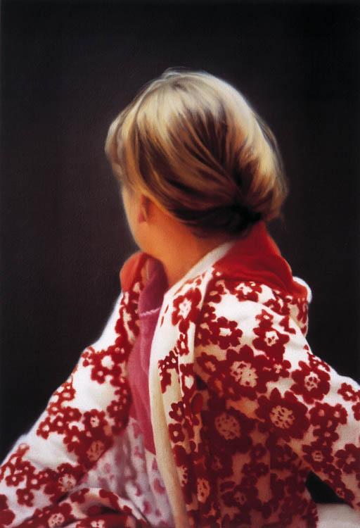 Gerhard Richter, Betty, 1991