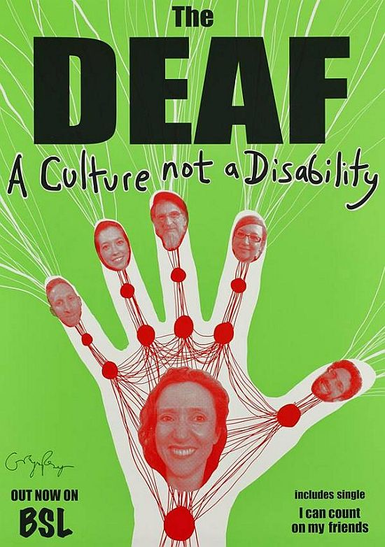 Grayson Perry Who Are You Deafness a Culture not a Disability