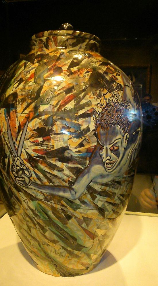 Grayson Perry Who Are You Memory Jar
