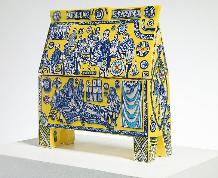 Grayson Perry Who Are You The Jesus Army Money Box