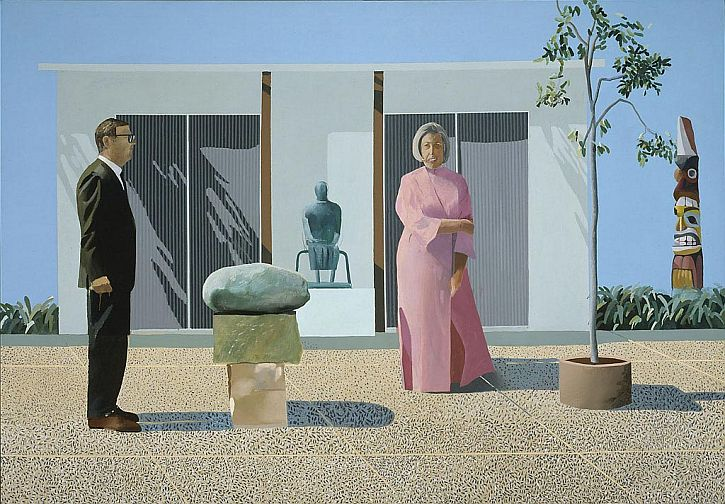 Hockney, American Collectors