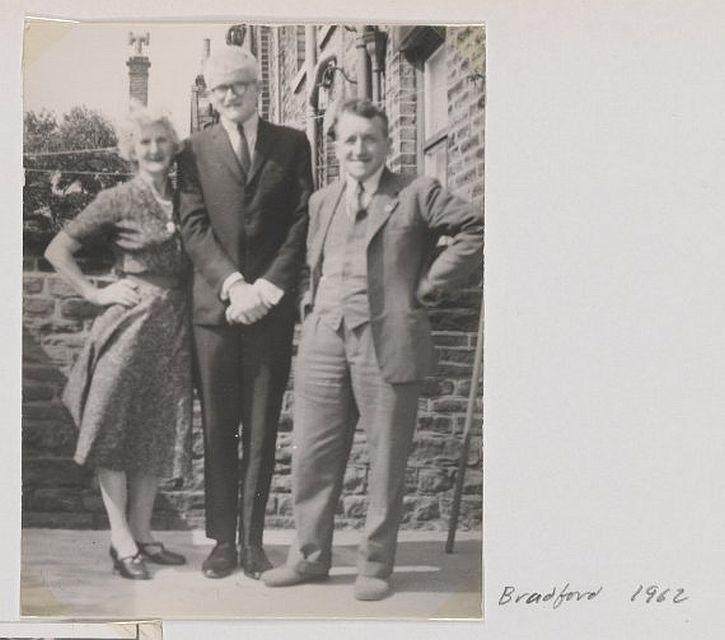 ホックニー・ブラッドフォード1962
